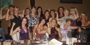 Challenger's Final Dinner, Septernber, 2011